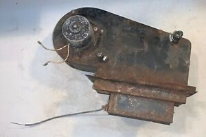 Tested Working Smiths Heater Assembly Off 1967 Mgb B