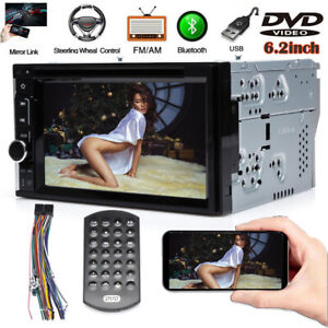 For Cadillac Cts Srx 2003 2007 Car Stereo Radio Dvd Cd Player Aux Bluetooth Usb