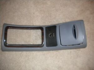 Light Gray Center Console For 1997 2004 Buick Regal