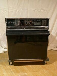 Vintage Ge Electric Wall Oven