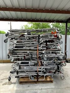 Lot Of 17 Ferno Stretchers used