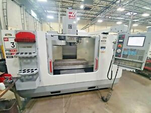 2004 Haas Vf 3b Cnc Vertical Machining Center W 10k Spindle