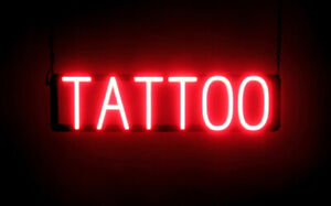 Spellbrite Ultra bright Tattoo Neon led Sign neon Look Led Performance