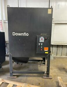 Donaldson Torit Dust Collector Adf 4 Removed From Amada Apelio