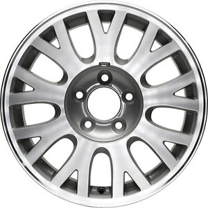 Fits 03 07 Grand Marquis Crown Victoria 16x7 New 9 Y Spoke Machined Silver 3497
