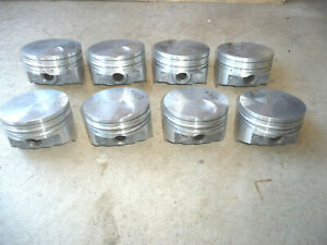 Set Of 8 Nos Keith Black Pistons 060 Over Ford 460