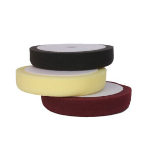 Car Sponge Detailing Cutting Polishing Pads 6 Inches Supplies Tools Accessories