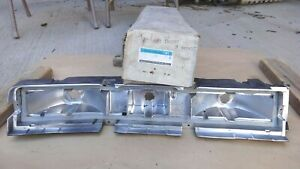 Nos 1974 Chevy Caprice Left Tail Light Housing Original Gm