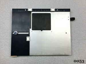 Kingsley Machine 8 X10 Inch Extension Base plate Hot Foil Stamping Machine