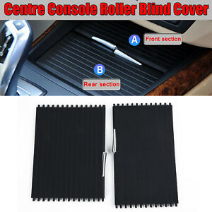 Car Auto Cup Holder Roller Black Assembly Console Storage For Bmw X5 X6 E70 E71