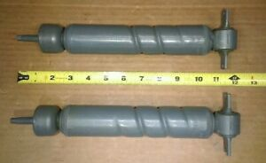 Nos Gm 58 64 Chevy Oldsmobile Dated Late 68 Delco Spiral Shock Absorber Pair