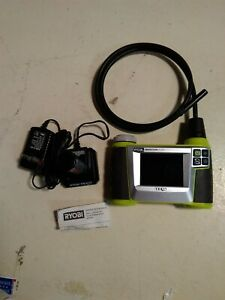 Ryobi Rp4206 Tek4 Digital Inspection Scope With Battery And Charger