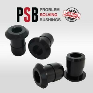Front Subframe Crossmember Engine Cradle Poly Bushings For 08 18 Nissan Rogue