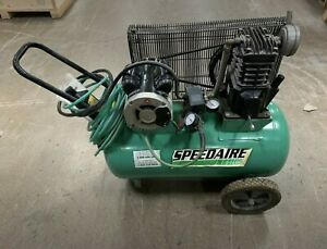 Speedair Portable Air Compressor