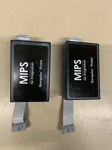 Two Mips Navagator Probes Usb With Instructions And Software