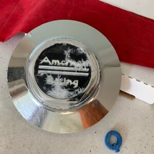 Q 1 American Racing Custom Aftermarket Wheel Center Cap Chrome 89 9040