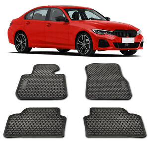 All Weather Protection Liners Floor Mats For Bmw 3 Series F30 323i 325i