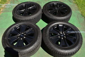 20 Ford F150 Oem Factory Fx4 Xlt Lariat Black Wheels Tires Expedition 2020 2019