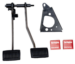 New 1966 1970 Mopar B Body Reproduction Brake Clutch Pedal Set Made In Usa