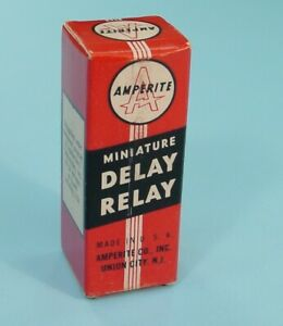 Amphicar Time Delay Relay For Bilge Blower Nos