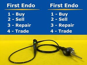 Olympus Bf 240 Video Bronchoscope Endoscope Endoscopy 680 s18 _