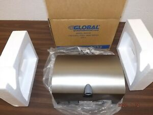 New High Velocity Automatic Wall Hand Dryer Stainless Steel 120v