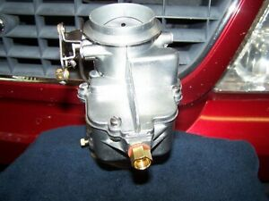Vintage Chrysler Carter Carburetor Rat Rod Flathead 1 Barrel Ball