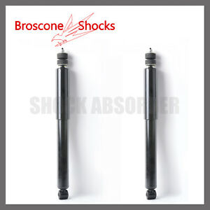Rear Pair Shocks Struts For Ford Mustang 1994 1995 1996 1997 1998 1999 2004