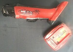 101117 Hilti Cordless Cut Out Tool Sco 6 a22 W 1 Battery No Charger