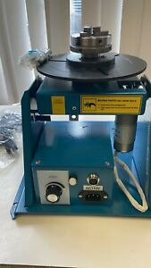 110v Welding Positioner Turntable Welder Rotary By 10