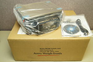 new Open Box Avery Weigh tronix Zp900 Awt05 508827 Shipping Scale