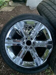 22 Inch Cadillac Escalade Rims And Tires Oem