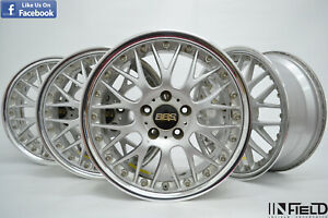 Jdm 17 Bbs Rs777 Forged 17x7 35 5x114 3 Rims Honda Civic Accord Integra Ei035