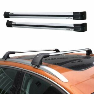 Tata meila Roof Rack Cross Bar For 2014 2018 Bmw X5 Luggage Cargo Carrier