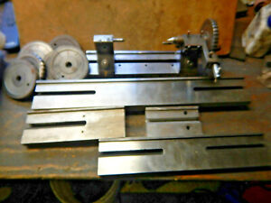 Grinding Bench Center Fixture W Extra Bases Index Plates Machinist Tool Jig