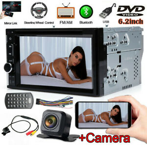 For Toyota 4runner Tundra Yaris Car Dvd Radio Stereo Touch 6 2 2 Din Camera
