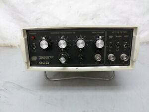 Frequency Devices Model 900c9l8l Low Pass 8 Pole Filter