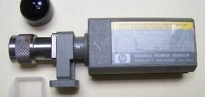 Fully Functional Agilent R8486a Waveguide Power Sensor 26 5 40ghz 1uw To 100mw