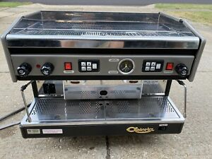 Astoria Sae 2n Espresso Machine Professional Commercial 2 Group