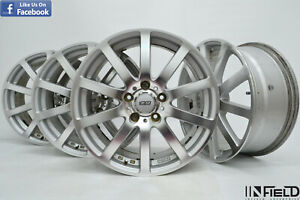 Jdm 17 Mugen Nr 17x7 53 5x114 3 Rims Honda Civic Integra Accord Acura Ei167