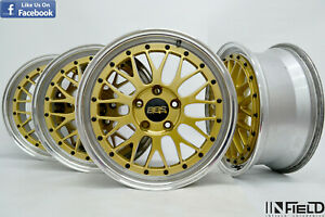 Jdm 17 Bbs Lm Lmp067 17x7 42 5x114 3 Rims Honda Civic Integra Accord Ei147