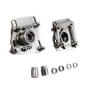 Adjustable Camber Caster Plates For Ford Mustang Top Mounts 94 04 Pair