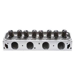 Edelbrock 61645 Performer Rpm 460 Cj Cylinder Head