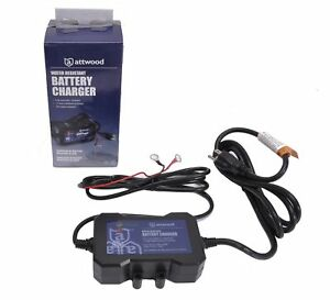 Attwood 11900 4 Onboard Marine Battery Charger