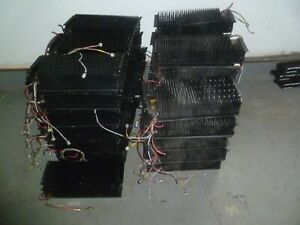 Huge Lot Of 36 Motorola 800 Mhz Two Way Radio Repeater Power Amplifiers