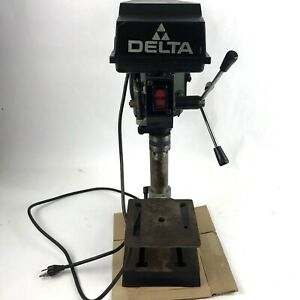 Delta 11 950 8 Drill Press Vintage 1989 Works Good