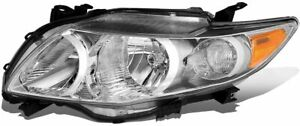 For 2009 2010 Toyota Corolla Headlight Driver Side capa