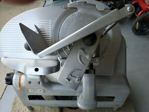 Berkel Commercial 919 1 Automatic Or Manual Gravity Feed Slicer