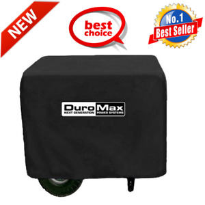 Large Weather Resistant Portable Generator Cover Dust Guard Protector Durable