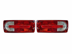 G500 G55 G63 G550 Tail Lights G class W463 G wagon Lamp Stop Signal Rear Red